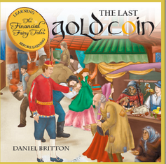front cover of 'The last gold coin' book